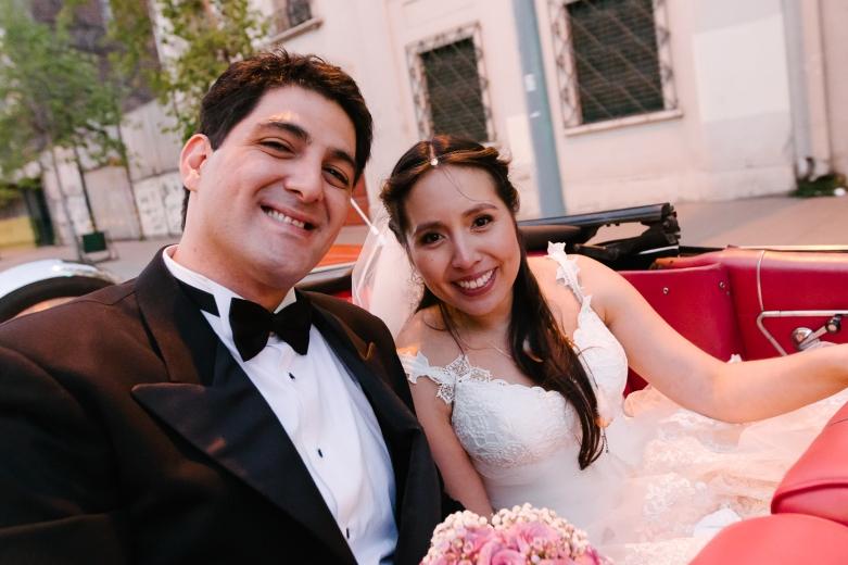 Marcelo y Carla